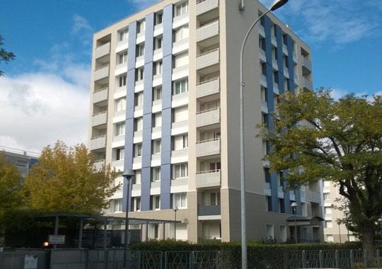 Résidence Legay Garnier – Villeurbanne